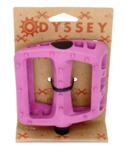 Odyssey Twisted PC Pedals 9/16 Plastic Purple