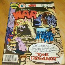 WAR ~ Charlton Group Comics ~ Vol 4 No 12 FEB 1979 ~ Comic ~ World At War