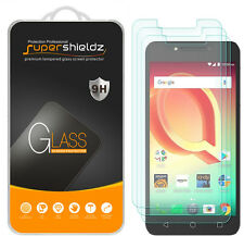 3X Supershieldz Alcatel A50 Tempered Glass Screen Protector Saver
