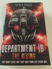 Department 19 The Rising By Will Hill