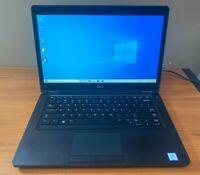 Dell Latitude 5490 Ultrabook FHD Core i5-8350U 1.7Ghz 16GB RAM 256GB SSD Win10P