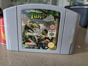Turok Dinosaur Hunter N64 | OZ Seller | Free Postage