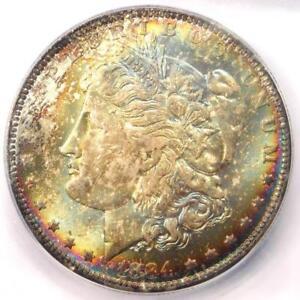 1884-O Morgan Silver Dollar $1 - Certified ICG MS67 - Rare - $2,190 Guide Value!