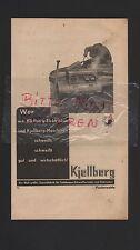 FINSTERWALDE, Werbung 1942, Kjellberg Spezialfabrik Lichtbogen-Schweißanlagen