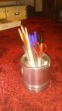 Man Cave Desk Tidy Pen Holder And Paper Weight man cave piston desk tidy