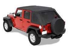 Verdeck Jeep Wrangler JK Unlimited (07-17) Sunrider Trektop Bestop 56853-35