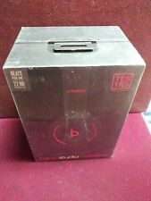 New Sealed Beats by Dr. DreStudio3 Wireless- Black- Red (MQ562LL/A)