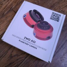 ZWO ASI120mm MINI Mono Planetary Camera Telescope Low Noise USB cctv Lens NEW!