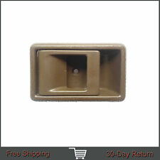 Fit Toyota Tacoma 4Runner Inside Left Driver Rear Side Brown Door Handle 95-00