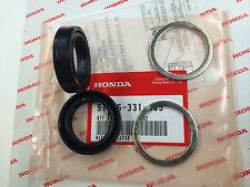 HONDA SL100 SL125 XL100 XL125 XL175 CR125 MR175 TL125 FORK OIL SEAL KIT OEM 331