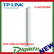 TP-Link TL-ANT5819MS 5GHz 19dBi 2x2 MIMO Sector Antenna - TL-ANT5819MS