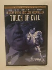 Touch of Evil DVD (1958) ~ Charlton Heston, Janet Leigh