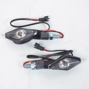 Indicator Mad Cobra LED Black Carbon Motorcycle And Scooter New