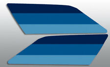 SUZUKI 1982 RM80 RM 80 SIDE COVER STRIPES DECALS GRAPHICS
