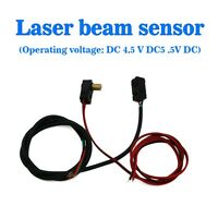 Long-range Laser Detection Distance 20 Meters The Laser Beam Sensor LG-JG20MA