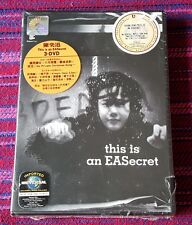 Eason Chan ( 陳奕迅 ) ~ This is an EASecret (3DVD)