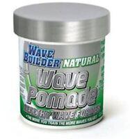 WaveBuilder Natural Wave Pomade Healthy Wave Former, 3 oz (Pack of 2)