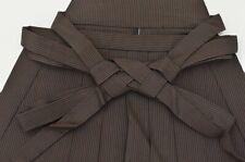 @Japanese Vintage Kimono Hakama Mens / Skirt type(Andon) / 7nfuji29598.