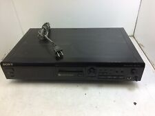 Sony Minidisc deck reader and linear converter (Mds-Je500)