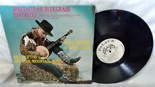 Hylo Brown/Bill Clifton LP Spectacular Bluegrass Favorites Buckingham M722