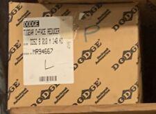 Dodge Tigear Reducer 140/262-10 K1 Mr94667 New