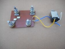 Vintage Yamaha SG Guitar Control Cavity Circuit Board With Pots & Switch