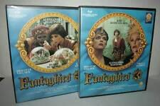 FANTAGHIRO SET VIDEOCASSETTE FILM USATO VHS VERSIONE ITALIANA FR1 49563