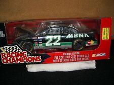 1/18 Racing Champions 1996 nascar #22 Ward burton MBNA