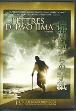 DVD - LETTRES D' IWO JIMA Un film de CLINT EASTWOOD / COMME NEUF