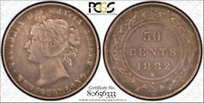 Newfoundland    1882-H 50c   PCGS XF-40   Very attractive coin