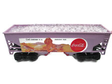 Coca-Cola 0/027 Train Car 1993 Summer Ready-to-Run  - BRAND NEW