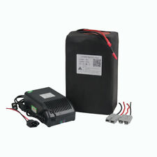 36V 30Ah Lithium Li-ion Battery Pack for 1000W E-Bike Scooters with BMS Charger
