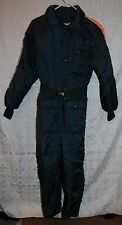 SafTBak Vtg Chiller Killer Ski Snow Suit Overalls Mens S Snowmobile Work Thermal