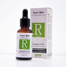 2.5% Retinol Serum Improve Mottled Pigmentation Fine Lines and Wrinkles 30 mL