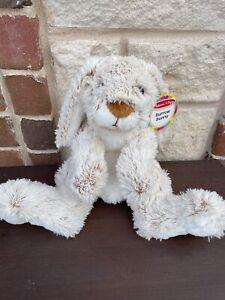 """Melissa and Doug 10"""" Burrow Bunny Rabbit Plush Stuffed Animal Soft New with Tag"""