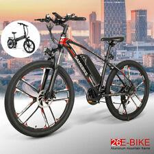 SAMEBIKE 20 / 26 Zoll Elektrofahrrad E-Bike Mountainbike CityBike Radfahren EU