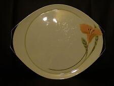 Villeroy & Boch Iris: Tortenplatte / runde Platte / Kuchenplatte