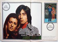 SHEILA et RINGO => coupure de presse 2 pages 1973 // FRENCH CLIPPING