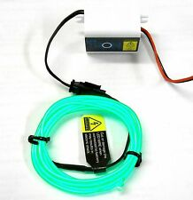 LK-0029GN 1/10 or 1/8 Body Shell Cover TRON LED Wire Light Tube Kit Set Green