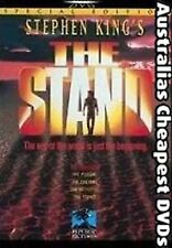 The Stand - Stephen King DVD NEW, FREE POSTAGE WITHIN AUSTRALIA REGION ALL