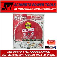 """FREUD D1280X DIABLO 80T 12"""" 305mm FINE FINISH MITER SAW BLADE TIMBER DROP SAW"""
