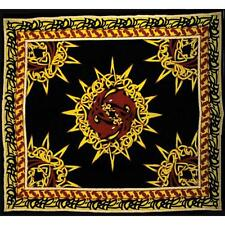 Celtic Sun Dolphins Tapestry