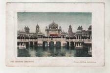 FRANCO BRITISH EXHIBITION, LONDON - OPENING CEREMONY Postcard *