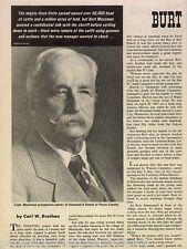 Arizona Ranger History of Burt Mossman + Alvord*,Chacon*,Chavez*Kosterlitzky*
