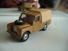 Corgi Toys Land Rover 109 WB in Light Brown