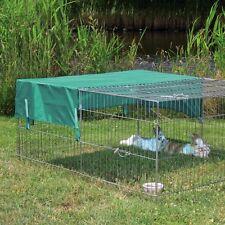 NUOVO New Rabbit Esecuzione Protezione solare di rete per coniglio Recinzioni Rete (solo)