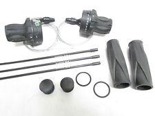 Shimano XT Deore Mega Drive Treno 3 velocità LH Gear Shifter m750