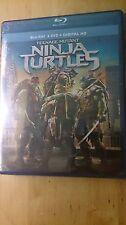 Teenage Mutant Ninja Turtles (Blu-ray/DVD/Digital HD, 2014) read below