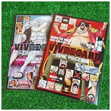 NEW!! One Piece -VIVRE CARD- Booster Pack Set 2 + Bonus Card (1 Random)