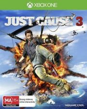 Just Cause 3 (Microsoft Xbox One, 2016)